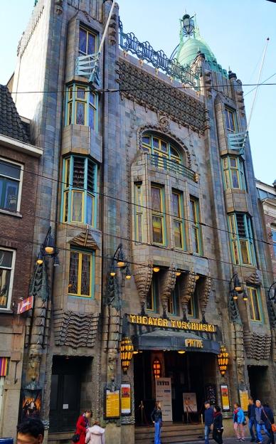 visita el teatro Tuschinski en Amsterdam