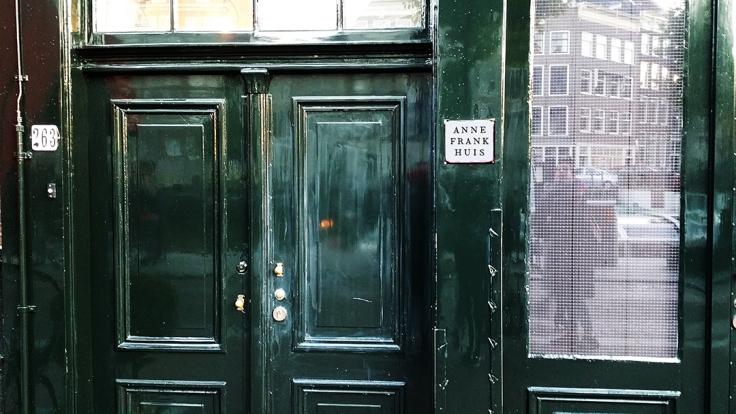 Visita la casa de Ana Frank