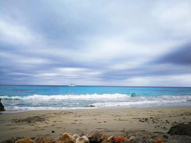 la cala salvaje mas bonita de Menorca