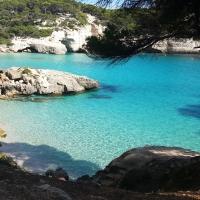 Las calas mas bonitas de Menorca.Las mejores playas y algún lugar mas. Con Mapa detallado.