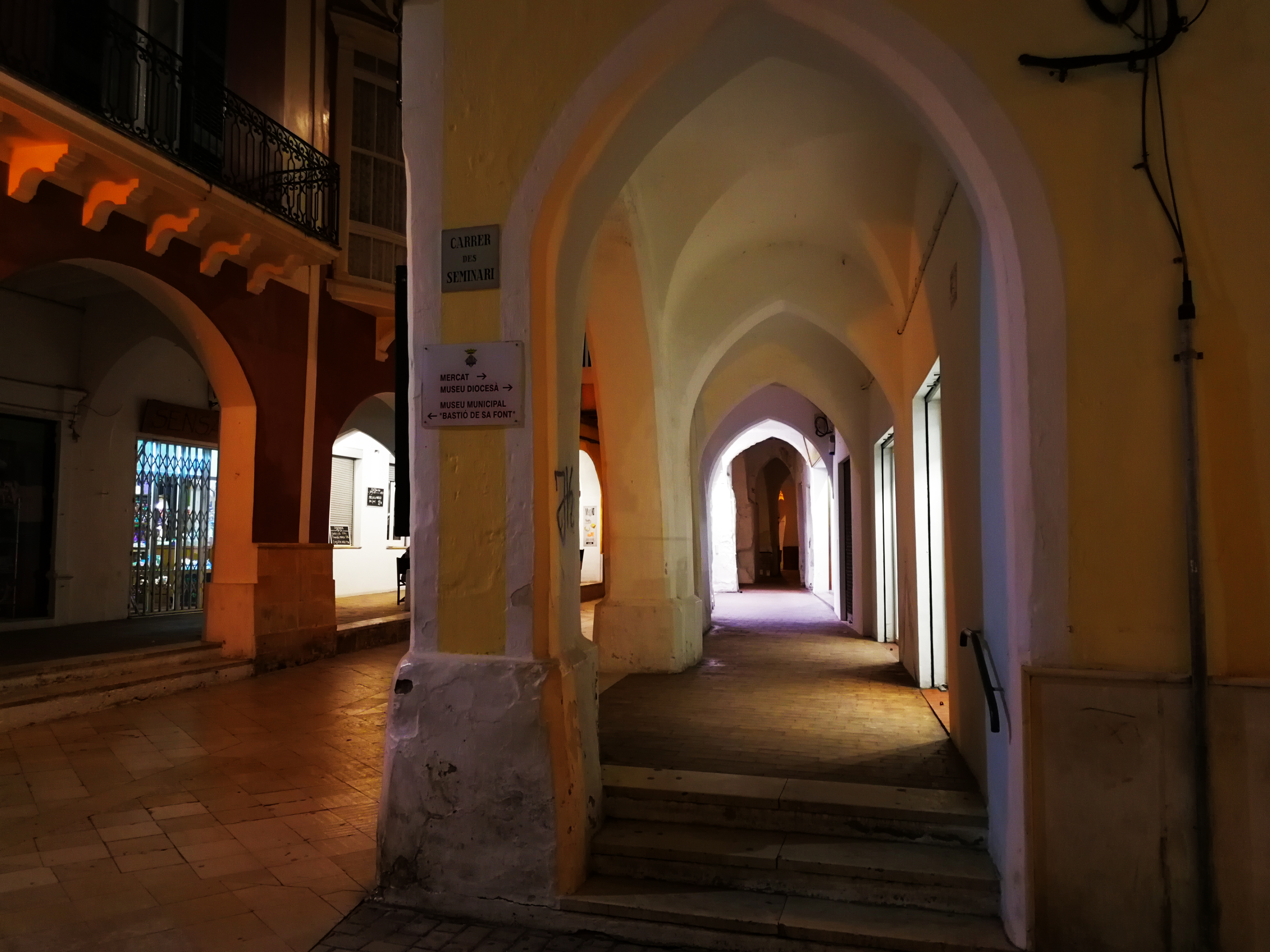 LA ciudad mas bonita de Menorca.