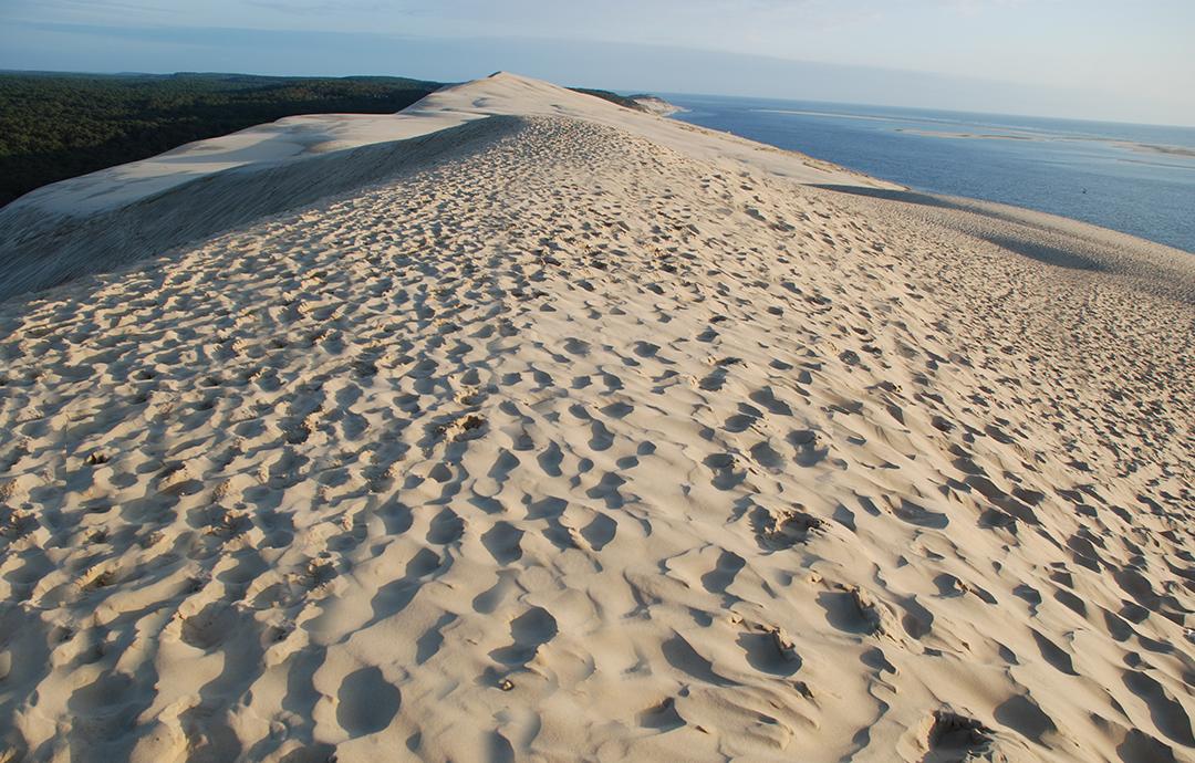 La duna de arena mas grande de Europa