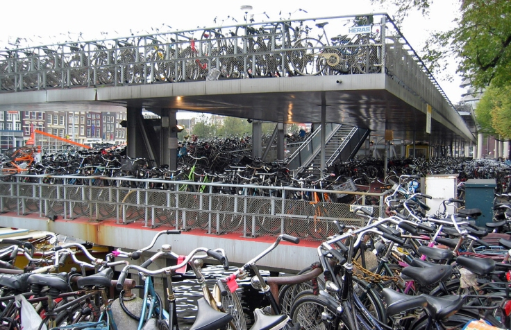 Visitar Amsterdam en Bici