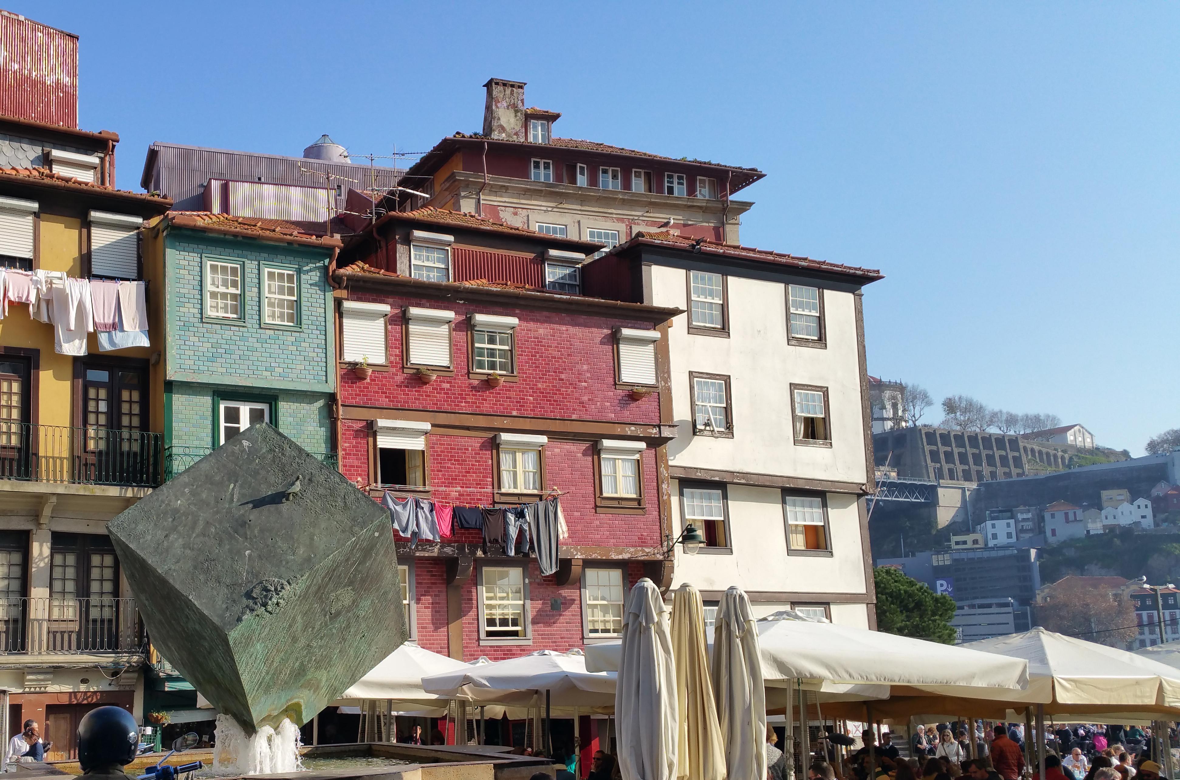 Zona que ver en Oporto.
