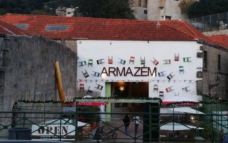 El mercadillo mas alternativo de Oporto.