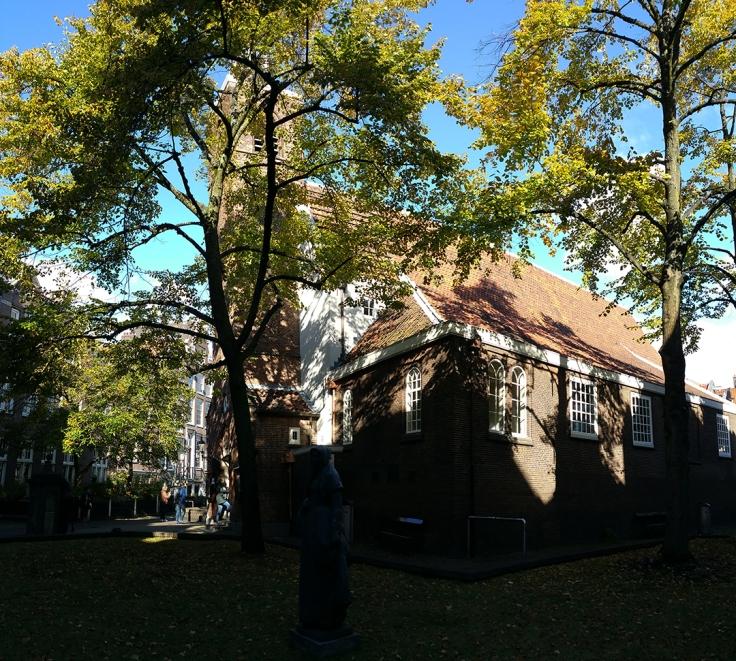 Visita Begijnhof en Amsterdam