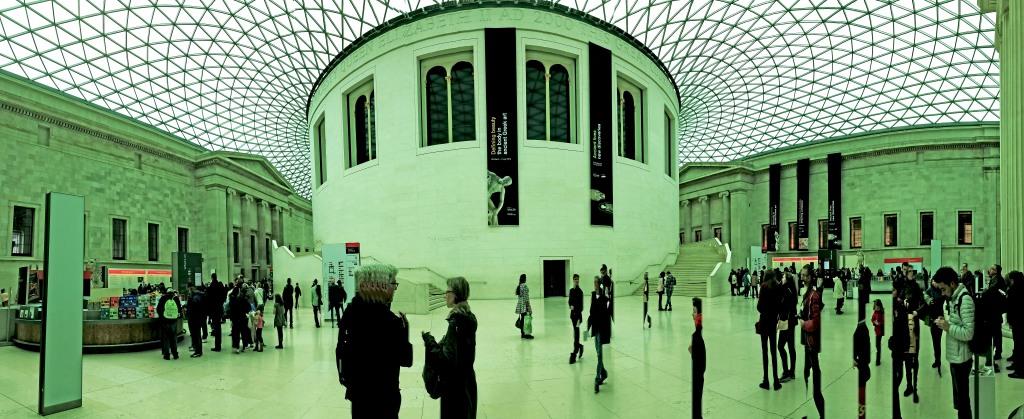Visitar el British museum es una de las cosas que puedes hacer gratis en Londres.