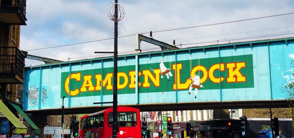 Visitar Camden es una de las cosas imprescindibles que hacer en Londres gratis.