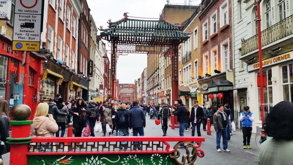 Visitar Chinatow en Londres es algo que puedes hacer gratis cuando estés en el Soho.
