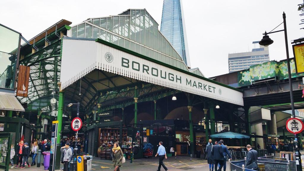 Visita este mercado gratuito en Londres y disfruta de comida fresca y de calidad.