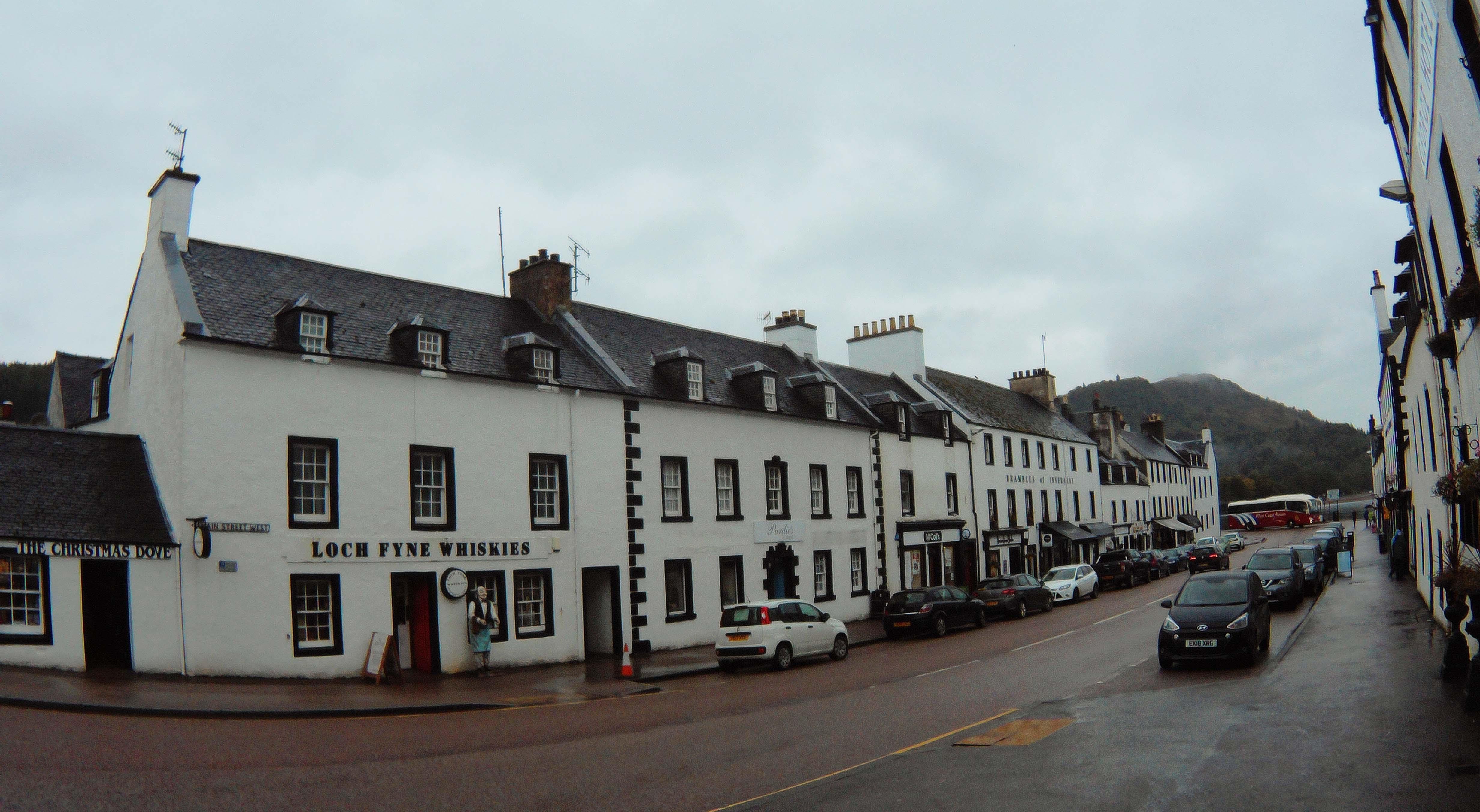 Escocia po libre, Inveraray