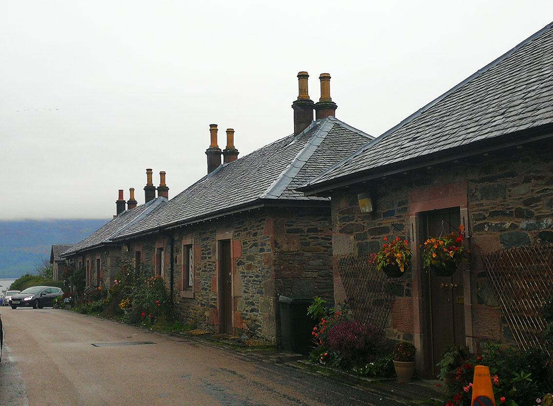 Viaje a Escocia por libre, Luss