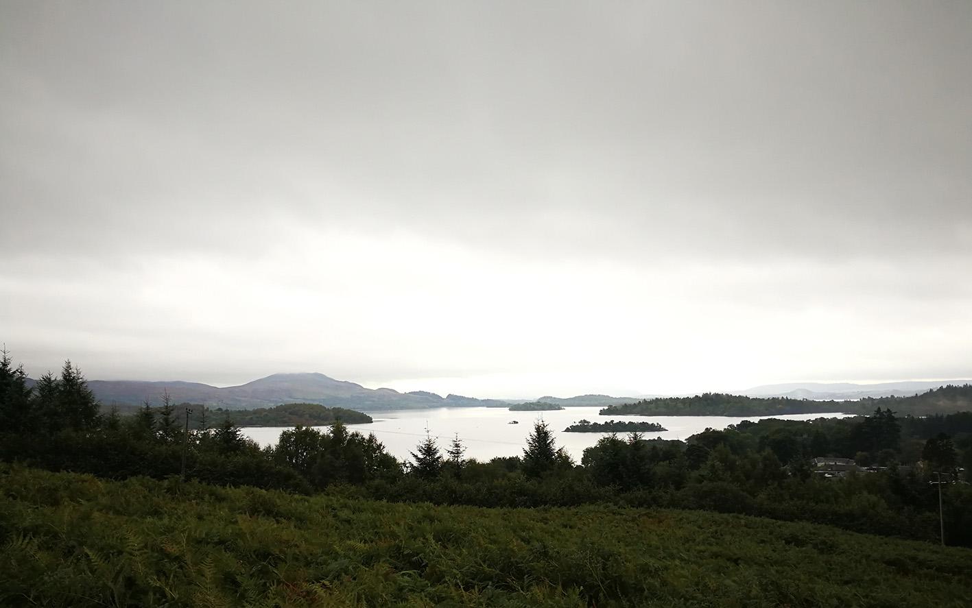 Escocia por libre, Loch Lomond