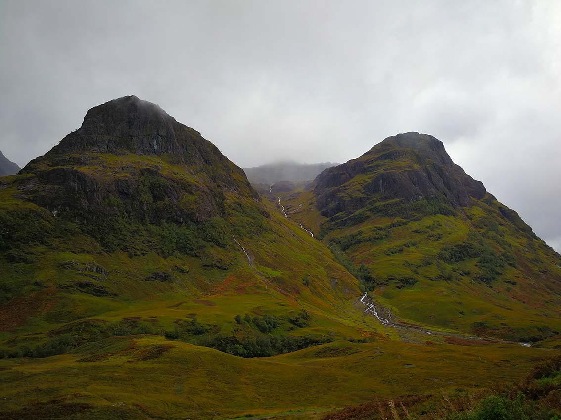 Escocia por libre, Glencoe