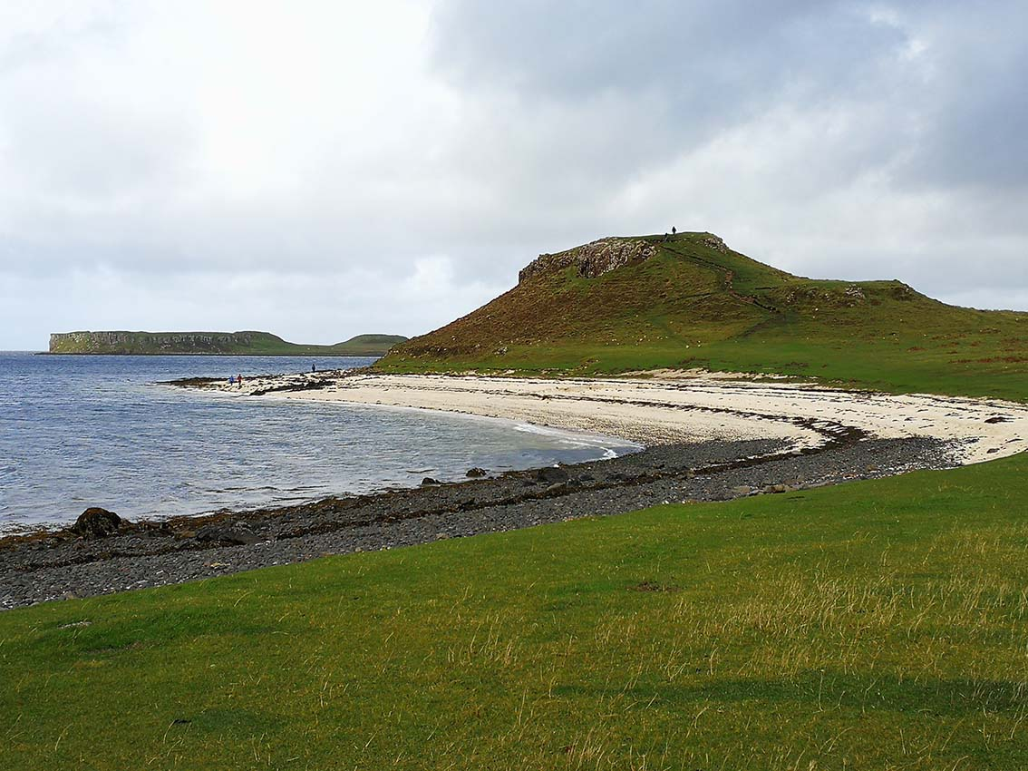 Playa para visitar en Escocia por libre