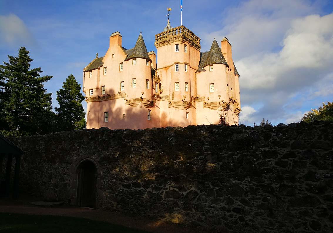 Visita este castillo en tu viaje a Escocia por libre