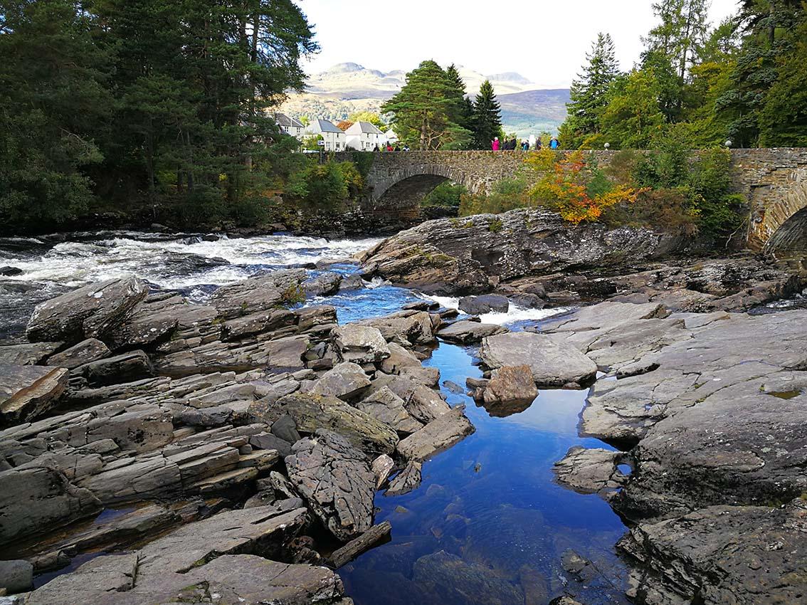 Cascadas que ver en Escocia por libre