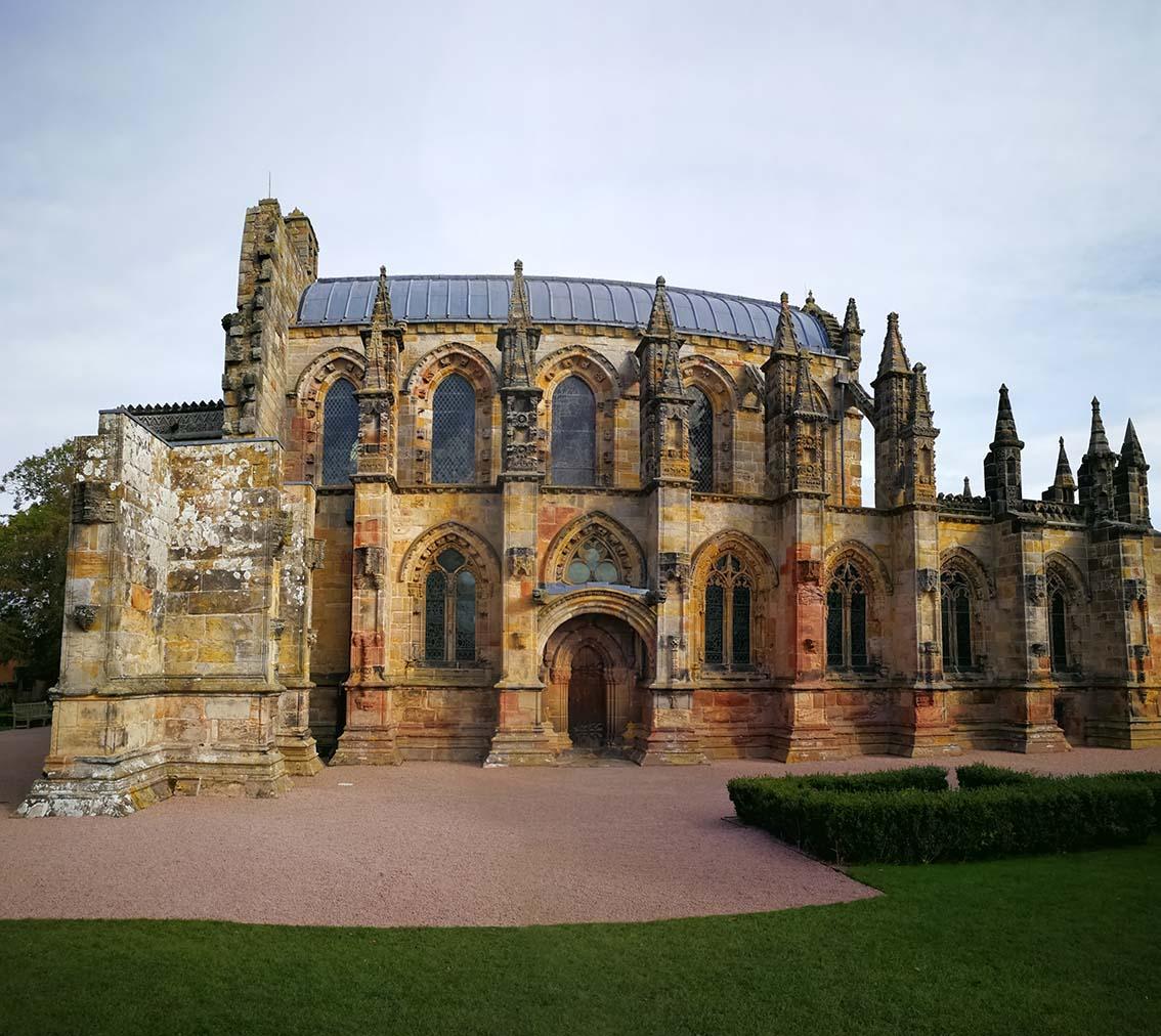 Viaje a Escocia por libre y Rosslyn Chapel