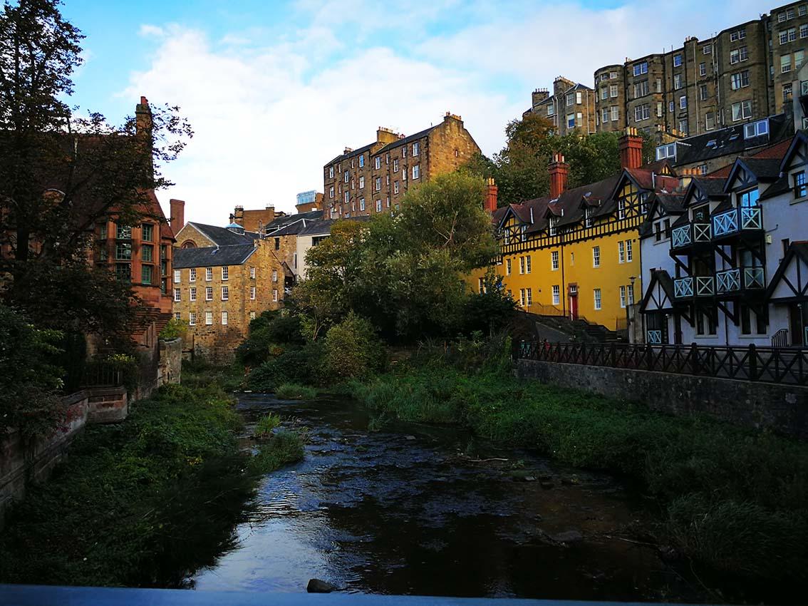 Impresindible en Escocia por libre